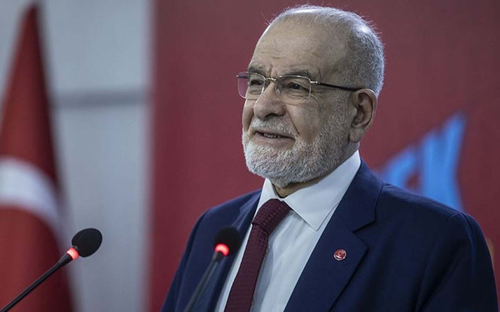 Karamollaoğlu, HDP binasına silahlı saldırıyı kınadı: Herkes şiddetten vazgeçmeli