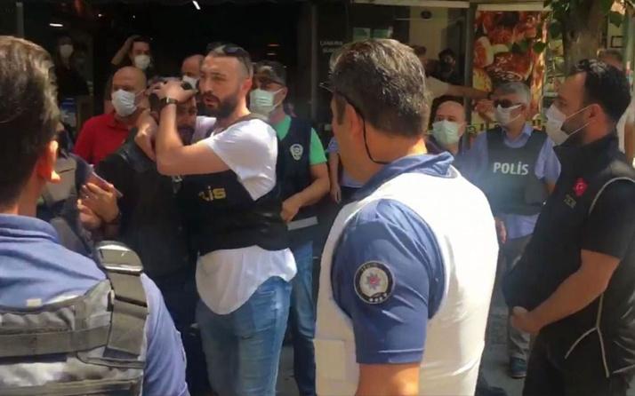 İzmir HDP il binasına saldıran kişinin ifadesi ortaya çıktı