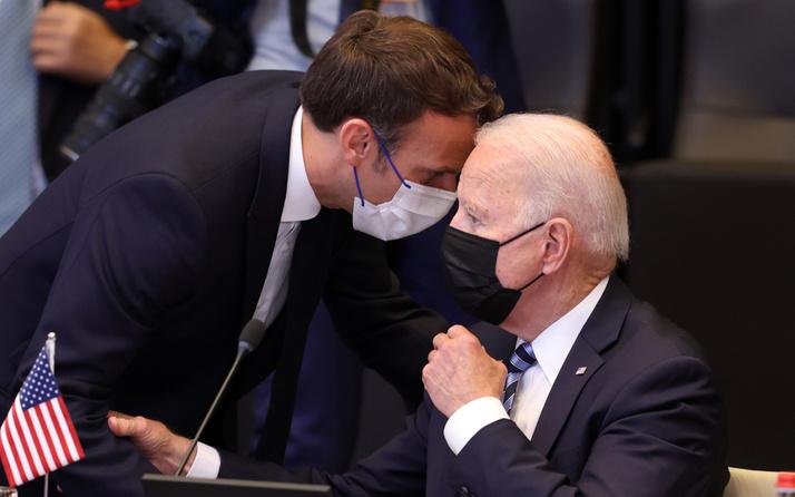 Fransa Cumhurbaşkanı Macron'dan skandal Türkiye planı