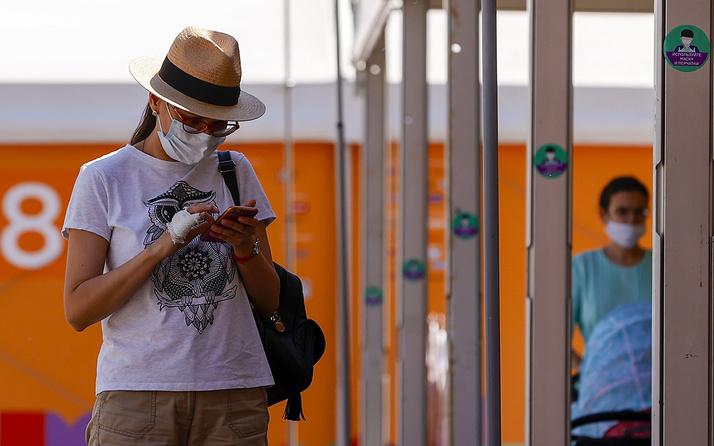 Yeni koronavirüs varyantı Rusya'nın başkenti Moskova'yı ele geçirdi
