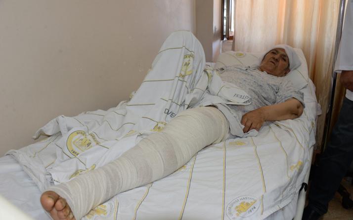 Diyarbakır'da covid-19'dan korktu doktora gidince şok oldu! 4,5 saat sürdü