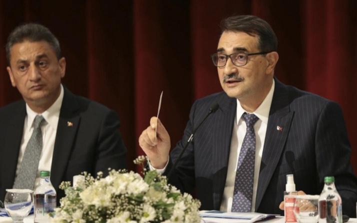 Sinop'ta konuşan Bakan Dönmez: 1,51 milyar lira enerji yatırımı yaptık