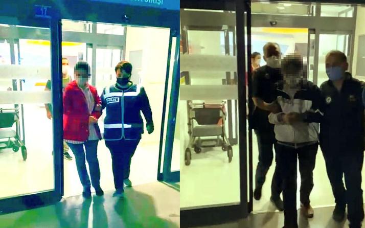 Konya'da FETÖ hükümlüsü eski emniyet müdürü ve komiser eşi yakalandı