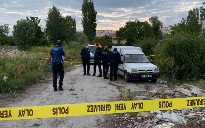 Ankara'da park halindeki otomobilde cesedi bulundu