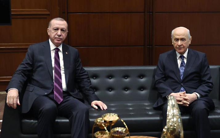 MHP'nin seçim için 3 şartı var! Şartlar AK Parti'ye ulaştı şimdi ne olacak?