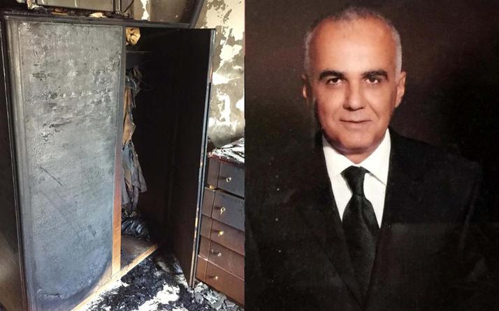 Adana'da esrarengiz ölüm! Kapısı eşyalarla kapatılan odada korkunç manzara