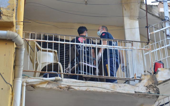 Adana'da gürültüyü duyan koştu acı gerçek ortaya çıktı! Kapıyı arkadan...