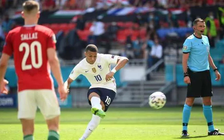 EURO 2020'de Fransa, Macaristan engelini aşamadı