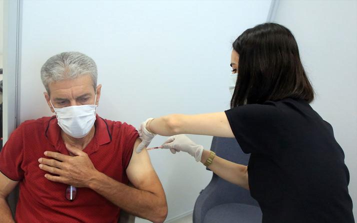 Bakan Koca duyurmuştu! Aşı rekortmeni hemşire Meryem Mavi: Paylaşımı gördüğümde gurur duydum