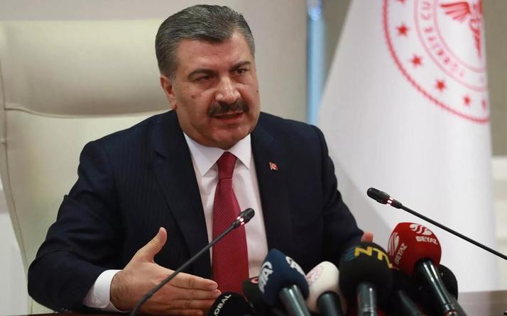 Sağlık Bakanı Fahrettin Koca vatandaşa seslendi: Randevu alarak işi hızlandıralım