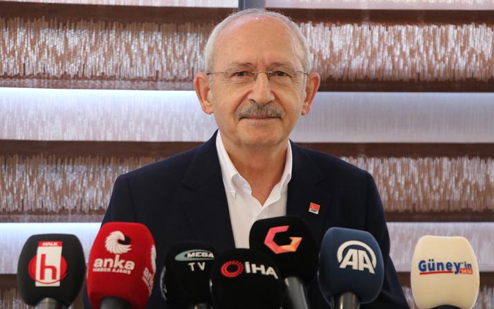 CHP Genel Başkanı Kılıçdaroğlu'ndan Kanal İstanbul tehdidi