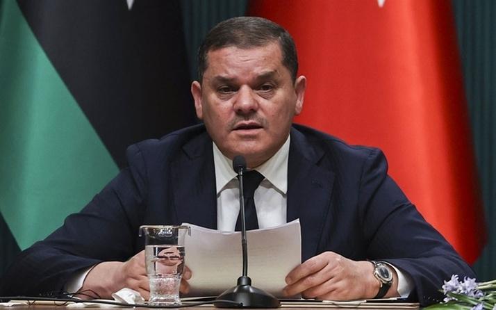 Libya'da 2 yıl sonra açıldı Libya Başbakanı Dibeybe duyurdu