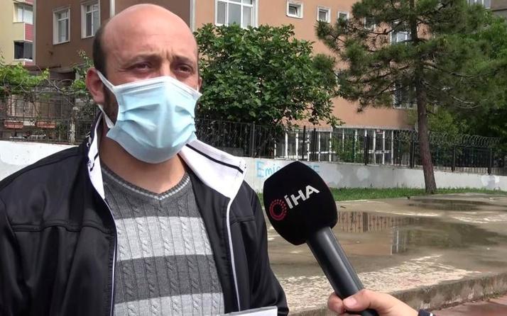 Arnavutköy'de temizlik işçisi kimliğini kaybetti dünyası karardı