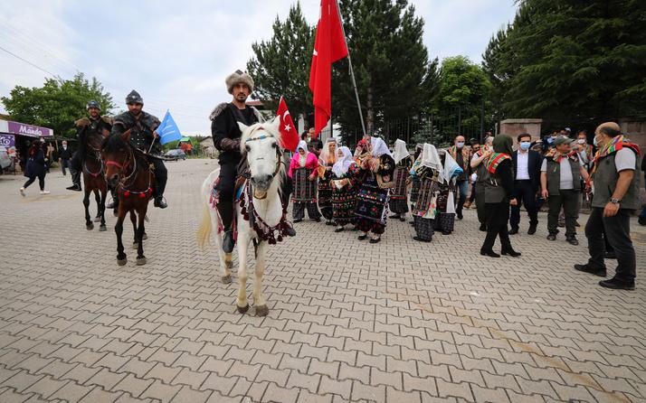 'Domaniç Göç Yolu Ekoturizm Projesi' kapsamında tarihi göç yolu açıldı