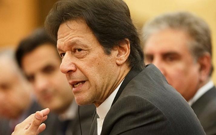 Pakistan Başbakanı İmran Han: ABD'ye üs vermeyeceğiz