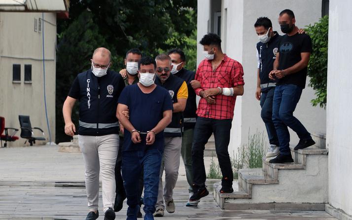Adana'da kumar baskınında polisin elini ısırdı nedeni bakın neydi!