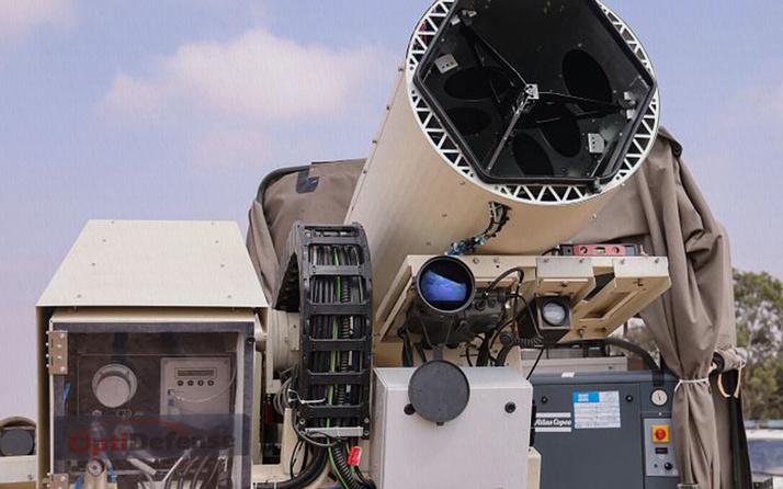 İsrail İHA'ları vuracak lazer silahını başarıyla test etti