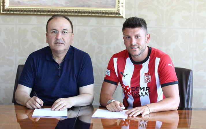 DG Sivasspor'dan Sefa Yılmaz transferi