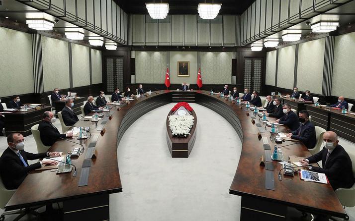 Kabine Toplantısı kararları 1 Temmuz 2021 itibariyle sokağa çıkma yasağı bitiyor