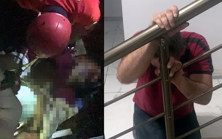 Adana'da işçi feci şekilde can verdi! Acı haber alan arkadaşları kahroldu