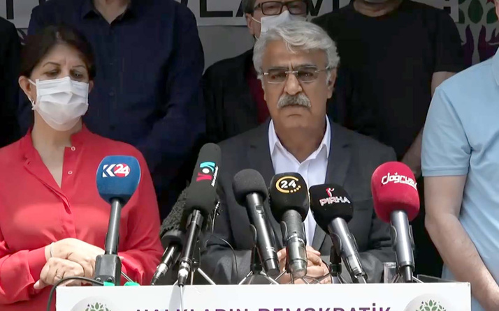 HDP'den kapatma davasına ilk tepki: Bütün planlar boşa çıkacak