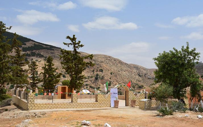 TİKA Cezayir'de Osmanlı döneminden kalma namazgahı restore etti