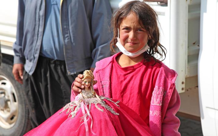 Konya'da kaybolan Kıymet geri döndü jandarmayı görünce korkmuş