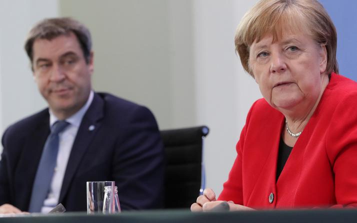 Merkel'in veliahdından Türkiye'nin AB üyeliğine ret