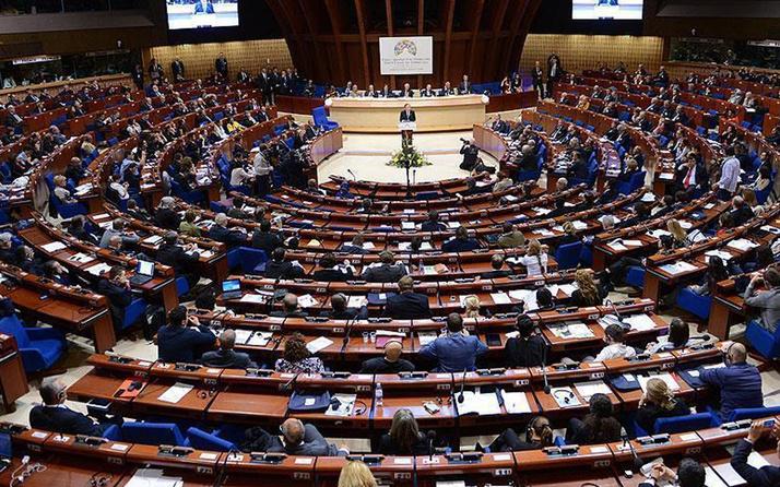 Avrupa Konseyi Türkiye'ye karşı oyladı! Siyasi tutuklu kararı