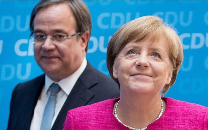Merkel'in yerine gelmesi beklenen aday'dan Türkiye'ye veto: Türkiye asla!