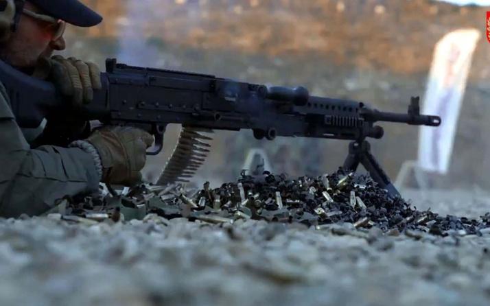 Yerli ve milli makineli tüfeğin ilk teslimatı jandarmaya yapıldı