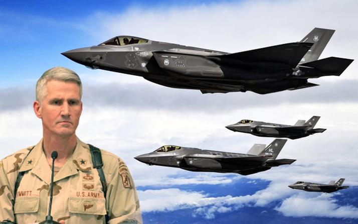 ABD'li komutanın F-35 meselesiyle ilgili Türkiye çıkışı ses getirdi