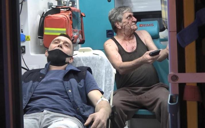 Kocaeli'de tuvalet yapma tartışmasında silah ve bıçak çekildi: 3 yaralı