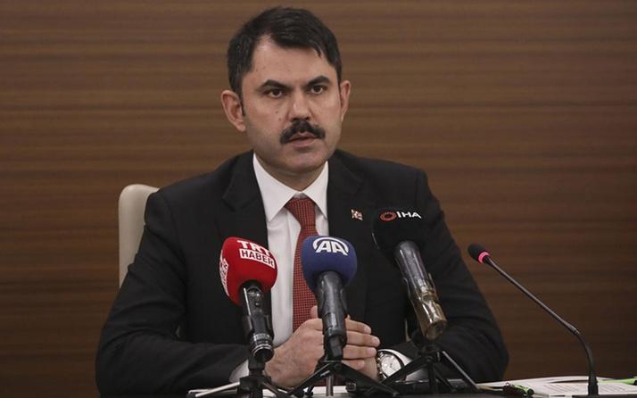 Bakan Murat Kurum: Marmara'yı kirleten 16 işletme faaliyetten men edildi