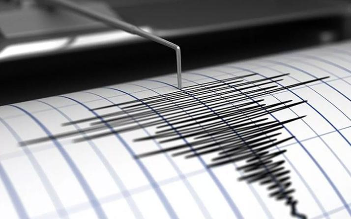 Son dakika Kütahya'da 5 büyüklüğünde deprem! Çok sayıda ilde hissedildi