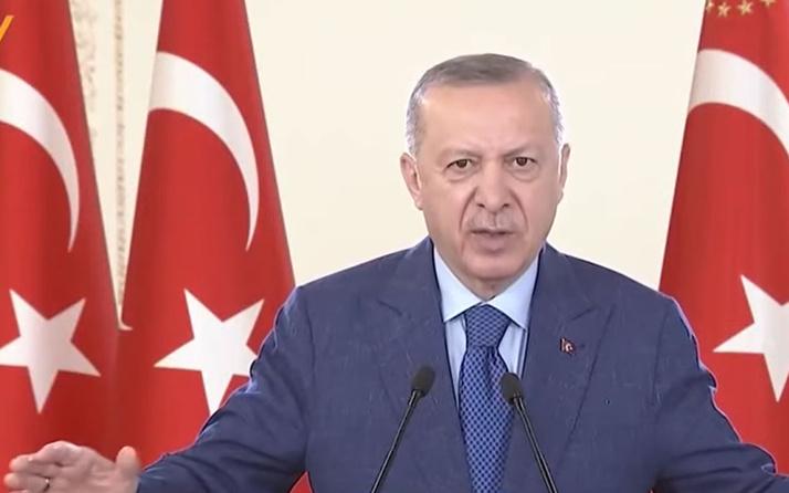Cumhurbaşkanı Erdoğan'dan önemli açıklamalar yeni bir rekora imza atmayı düşünüyoruz