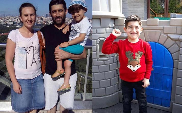 Ümraniye'de baba evi ateşe vermişti 7 yaşındaki çocuk da öldü