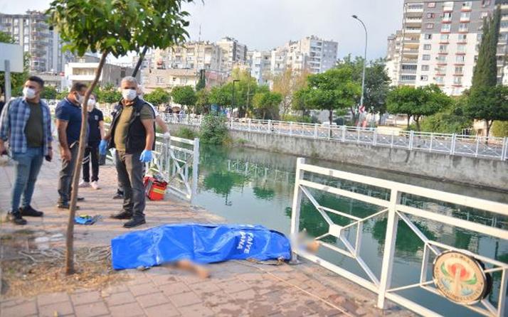 Adana'da intihar! Sulama kanalında cesedi bulunan Birkan intihar notu yazmış