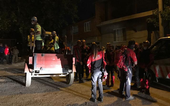 150 kişiden oluşan ekip Bursa'da onu arıyordu! Ormanlık alanda cesedi bulundu