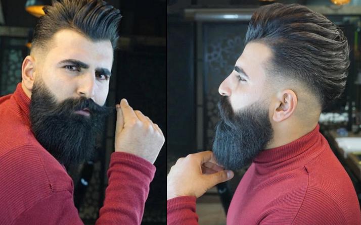 Türkiye'de ilk! Şanlıurfa'dan katıldı en tarz sakal seçildi: Büyük ödülü kazandı