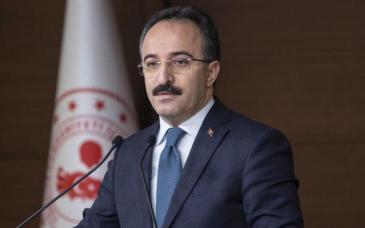 İçişleri Bakanlığı Sözcüsü İsmail Çataklı'dan Kılıçdaroğlu'nun tepki çeken sözlerine yanıt