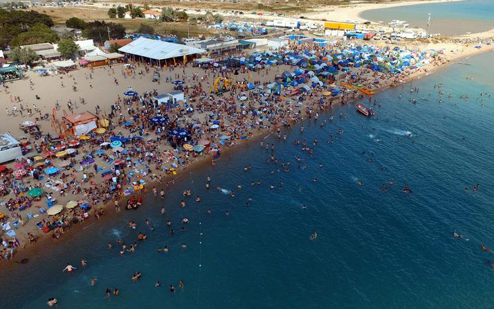 Saros Körfezi sahillerinin ihalesine çevrecilerden tepki