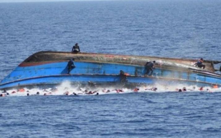 Yemen'de facia! Göçmen teknesi battı, En az 300 kişi hayatını kaybetti