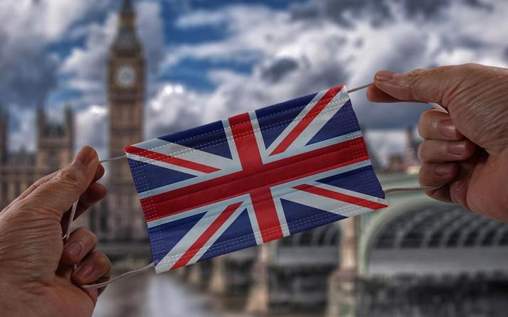 Birleşik Krallık'ta Covid-19 vaka sayısı bir günde yüzde 40 arttı