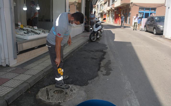 Esrarengiz koku Sinop'ta panik yarattı: Çok korktuk