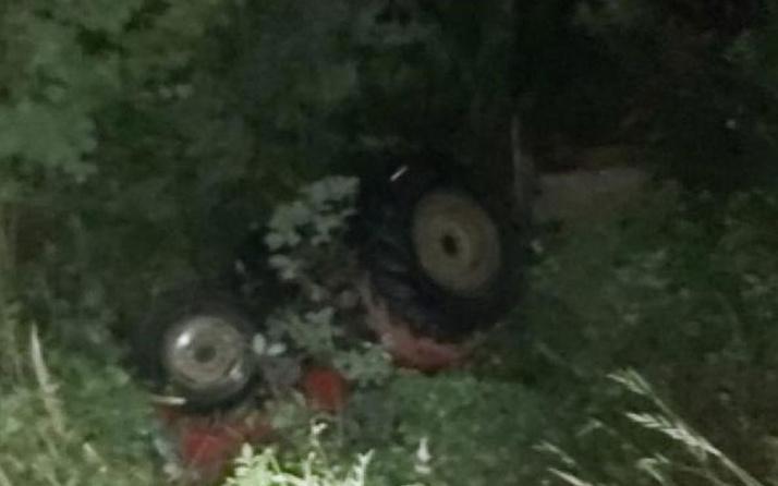 Bursa'da feci olay! Tarlasını sürdüğü traktörünün altında kalıp öldü