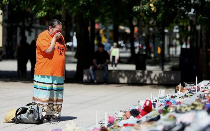 Kanada'da bir yatılı kilise okulunun bahçesinde 751 çocuk cesedi kalıntısı bulundu