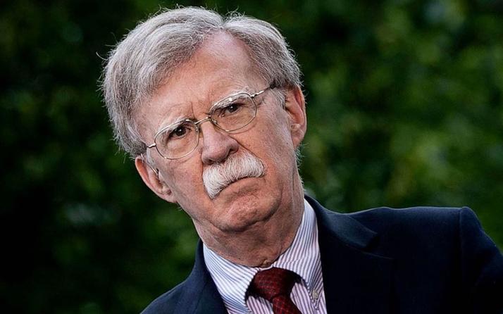 John Bolton Türkiye'ye demokrasi getirmek için dernek kurdu FETÖ'cüler de var