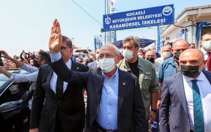 Kılıçdaroğlu müsilajı inceledi: Biyolojik arıtma lazım
