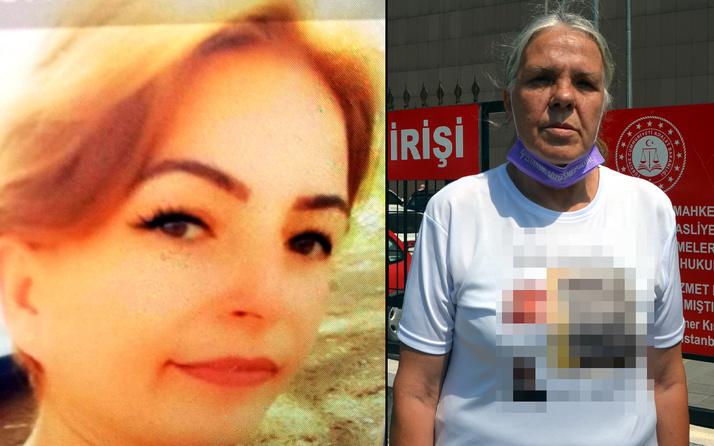 İstanbul'da davaya geldiği tişörtteki fotoğraf şaşırttı: Birileri görsün
